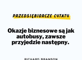 okazje biznesowe Richard Branson